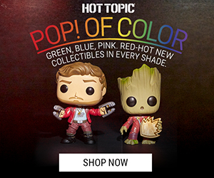 Best. Gifts. Ever. Shop Exclusive Holiday Toys & Funko Pop! Collectibles at Hot Topic!