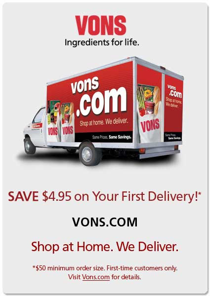 SAVE $4.95 on first order. safeway.com