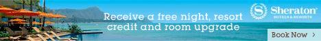 Sheraton Resort Offer