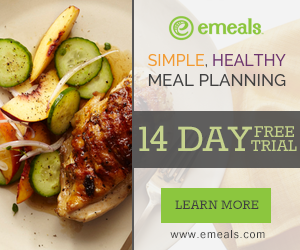 30% Off eMeals with Coupon Code - As Low As .50 A Month!