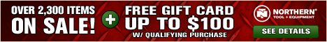 Holiday Sale + Free Gift Card