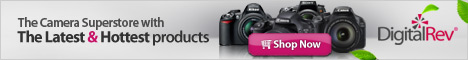 DSLR cameras by DigitalRev