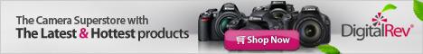 DSLR cameras by DigitalRev