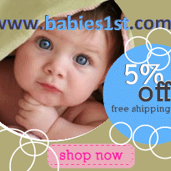 Babies1st: 5% Off and Free Shipping
