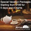 Marriott Timeshare Vacation