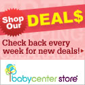 Stroller Savings, BabyCenter Store