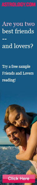 Free Sample Friends and Lovers Reading!