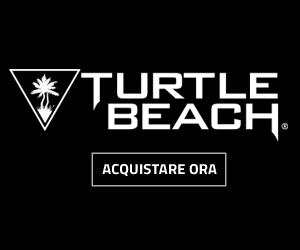 Negozio prodotti Turtle Beach