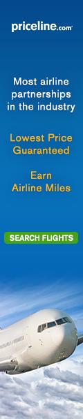 Priceline Airfare: You Choose: Flight & Time