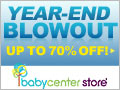 SALE NOW at the BabyCenter Store