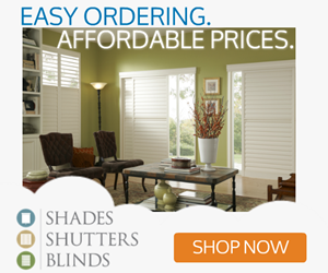 Easy Ordering. Affordable Pricing. Shades Shutters Blinds. SHOP NOW!