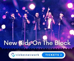 New Kids on the Block biljetter