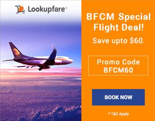 BFCM Travel Deals
