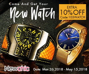 10% Off Women Men Watch