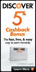 Get $50 Cash Back from Discover!