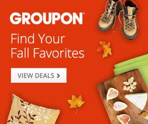 groupon fall