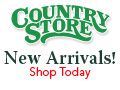 Country Store Catalog New/Seasonal Arrivals
