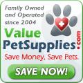 ValuePetSupplies.com-Save Money-Save Pets! 120x120