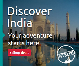Discover India 300x250
