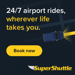 Book SuperShuttle to the airport