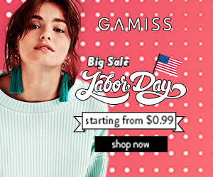 Big Sale on Labor Day: Starting From $0.99