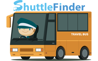 The best way to find your shuttle