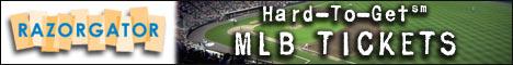 Buy MLB Baseball Tickets at RazorGator