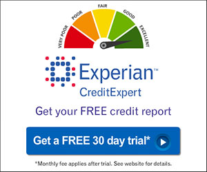 Check you personal credit report today!