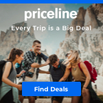 Save up to 40% on flights and cars at Priceline.com!