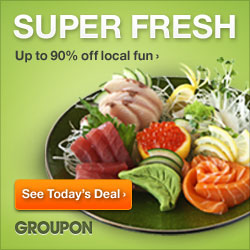 A deal a day great things to do, eat, see, & buy in your area. Shop Groupon.com today!