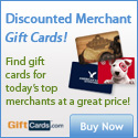 Discount GIft Cards