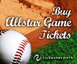 Buy MLB Allstar game tickets