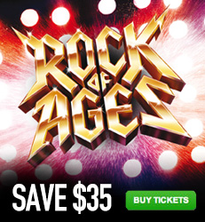 Rock of Ages Las Vegas - Save $35 on Tickets!