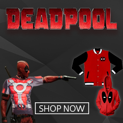 Shop for Marvel Comic's anti-hero Deadpool Merchandise at TVStoreOnline!
