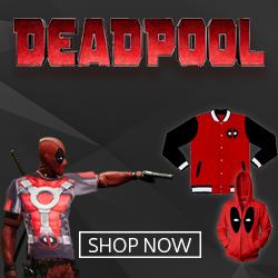 Shop for Marvel Comic's anti-hero Deadpool Merchandise at TVStoreOnline!