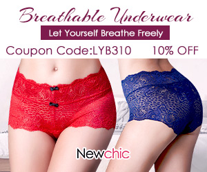 10% Off Women Breathable Underwear