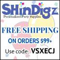 ShindigZ.com FREE Shipping on $85+