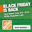 Black Friday Savings. Incredible Holiday Prices