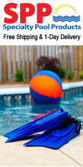 Specialty Pool Products: Free Shipping & 1-Day Delivery!
