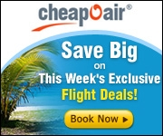 Save Big on This Week's Exclusive Flight Deals