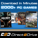 Direct2Drive.com: 2000+ PC Games - download now!