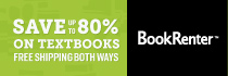 Save 80% on Textbooks - Free Shipping Both Ways