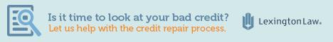 Lexington Law Credit Report Repair