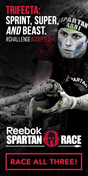 Reebok Spartan Race Trifecta: Sprint, Super, And Beast. #ChallengeAccepted Race All Three!