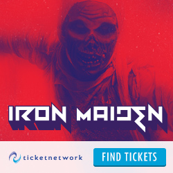 Iron Maiden Tickets