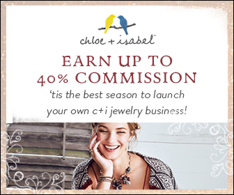 Chloe + Isabel 336x280 Holiday banner
