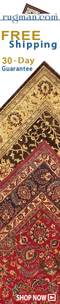 Oriental Rugs from Rugman.com. Experience luxury!