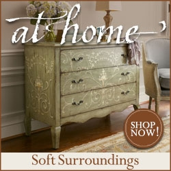 Introducing 'at Home' SoftSurroundings.com!