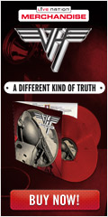 Get Van Halen's New Album in Live Nation Store!
