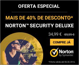 PT - Norton Security Deluxe - 40% Off